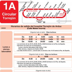 en línea hembra córneo en Torrejón de Ardoz